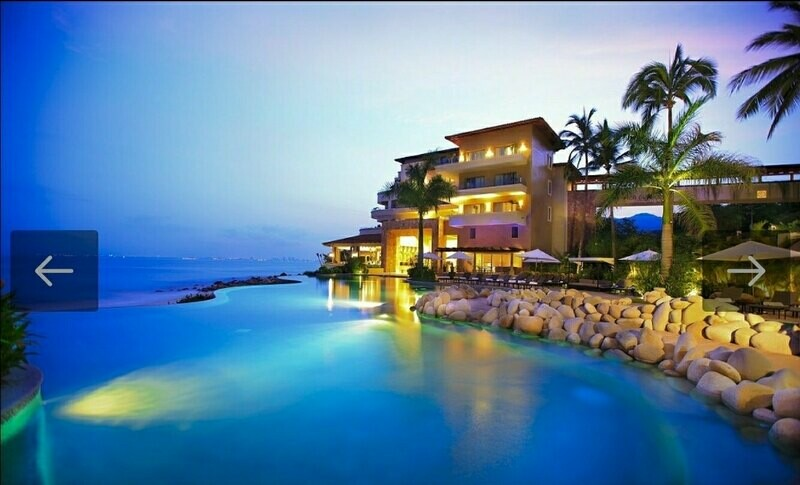 7 NIGHT CHRISTMAS/NEW YEAR'S PUERTO VALLARTA, MEXICO ALL INCLUSIVE TRIP FOR 4, Garza Blanca Residence Club- 12/26/20-1/2/21