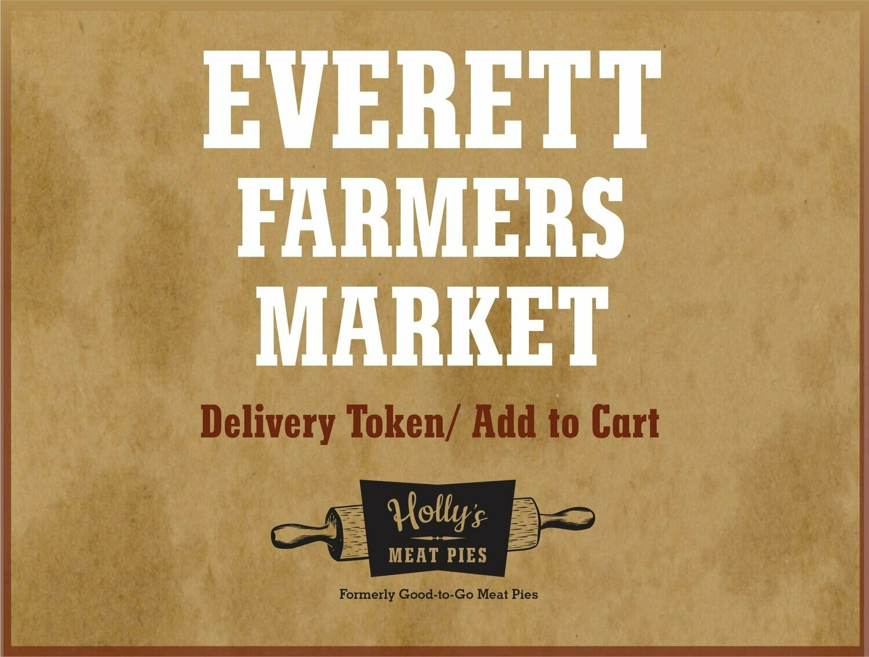 Everett Farmers Market  Delivery