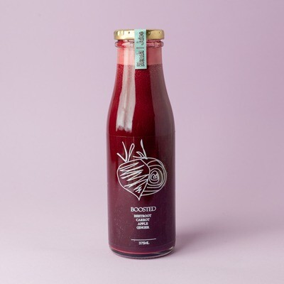Boosted Cold Press Juice 250ml | 375ml