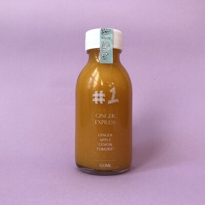 Ginger Express #1 Immune boost 100ml