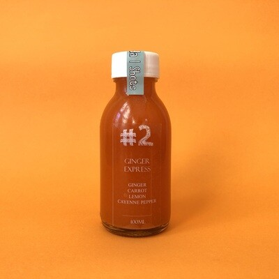 Ginger Express #2 Immune Boost 100ml