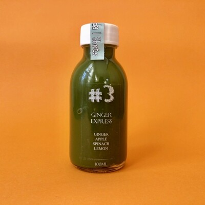 Ginger Express #3 Immune Boost 100ml