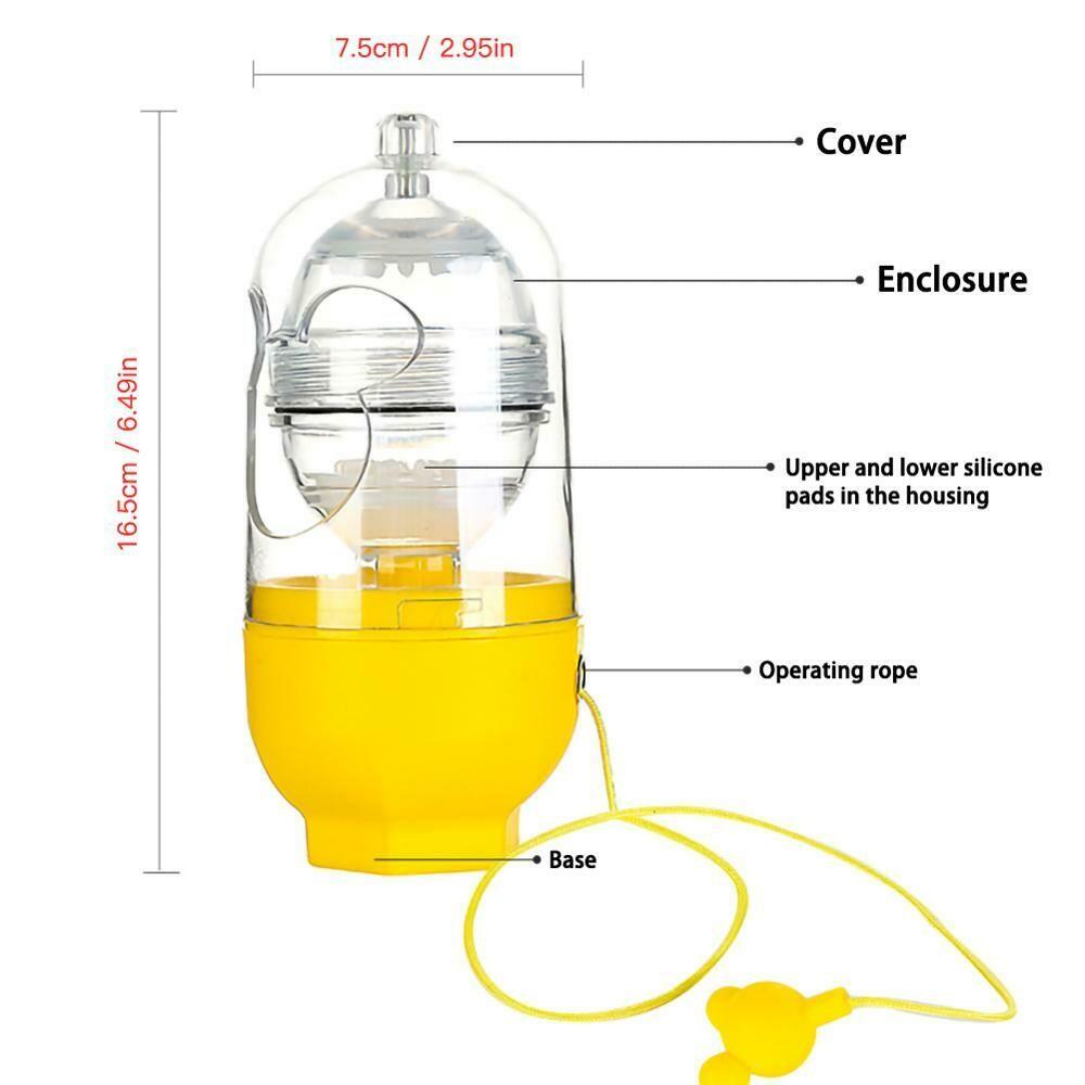 Eggs Yolk Mixer / Cutter
