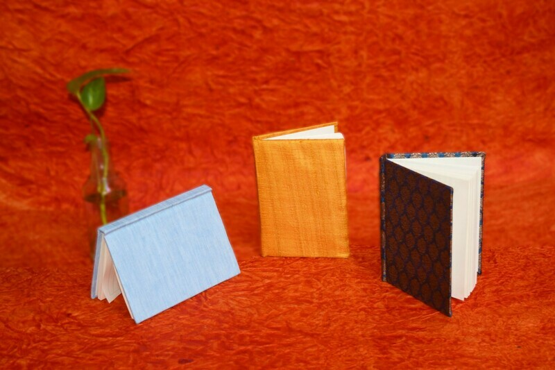 Stylish Fabric Diary