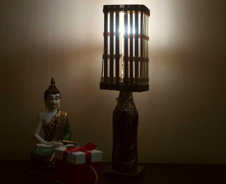 Paper Mache Lamp