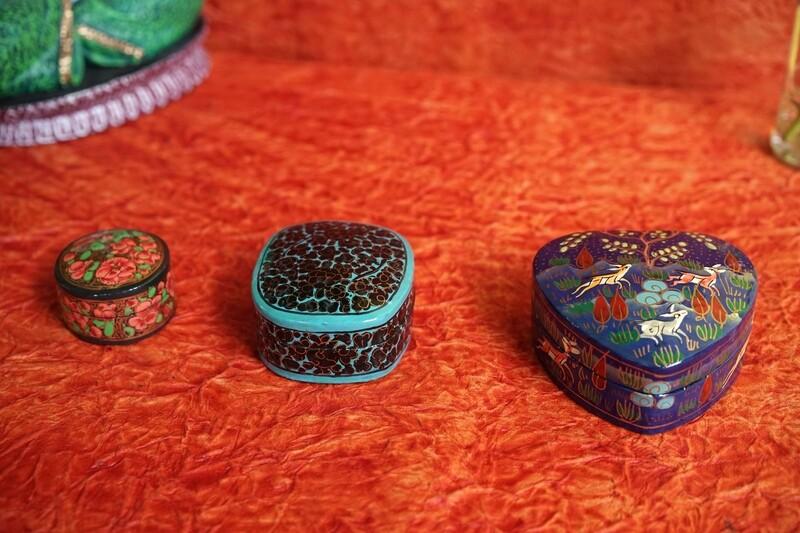 Kashmiri Assorted Trinket Box