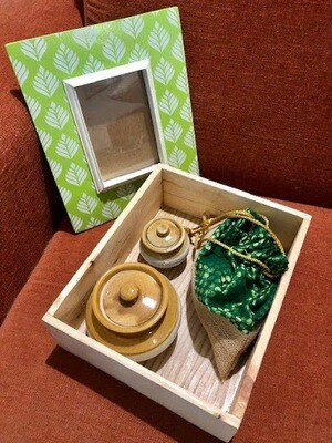 Photo Frame Lid Box