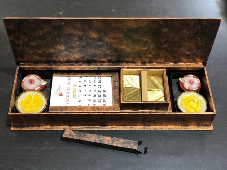 Gift Box - Executive Table Organizer