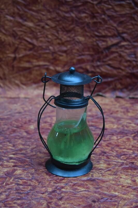 Antique Mini Lantern Lamp