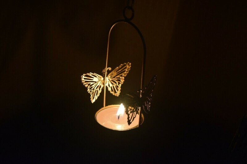 Butterfly T lights