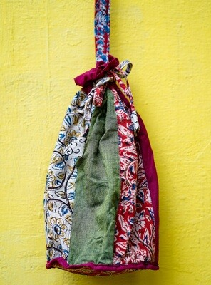Round Potli Bag