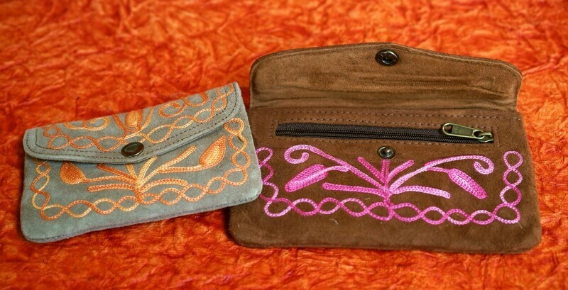Kashmiri Flap Purse