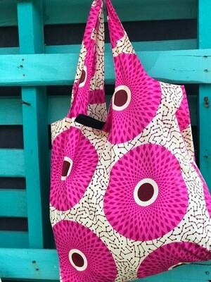 JST Bag Pink & Cream