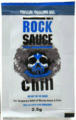 RockSauce Chill Sample Packets (2.5g)