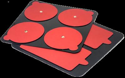 PowerDot 2.0 Pads (red)