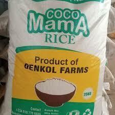 25Kg Stone free Rice