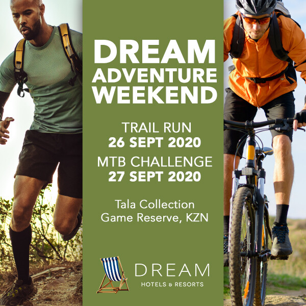 Dream Resorts Trail Run and MTB ride - KZN - 26-27 September