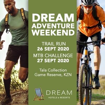 Dream Resorts Trail Run and MTB ride - KZN - 26-27 September