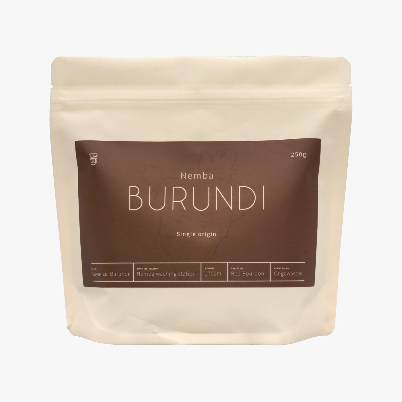 Burundi Nemba - Filter