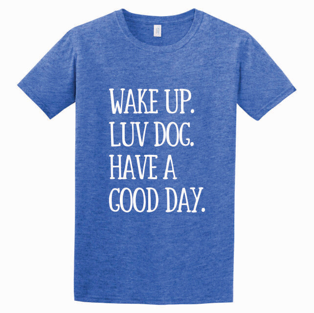 $20 Donation and Wake Up T-Shirt - 3 Colors