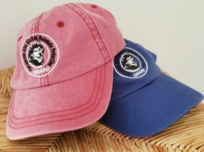 $30 Donation and CHAAMP Logo Hat Red or Blue