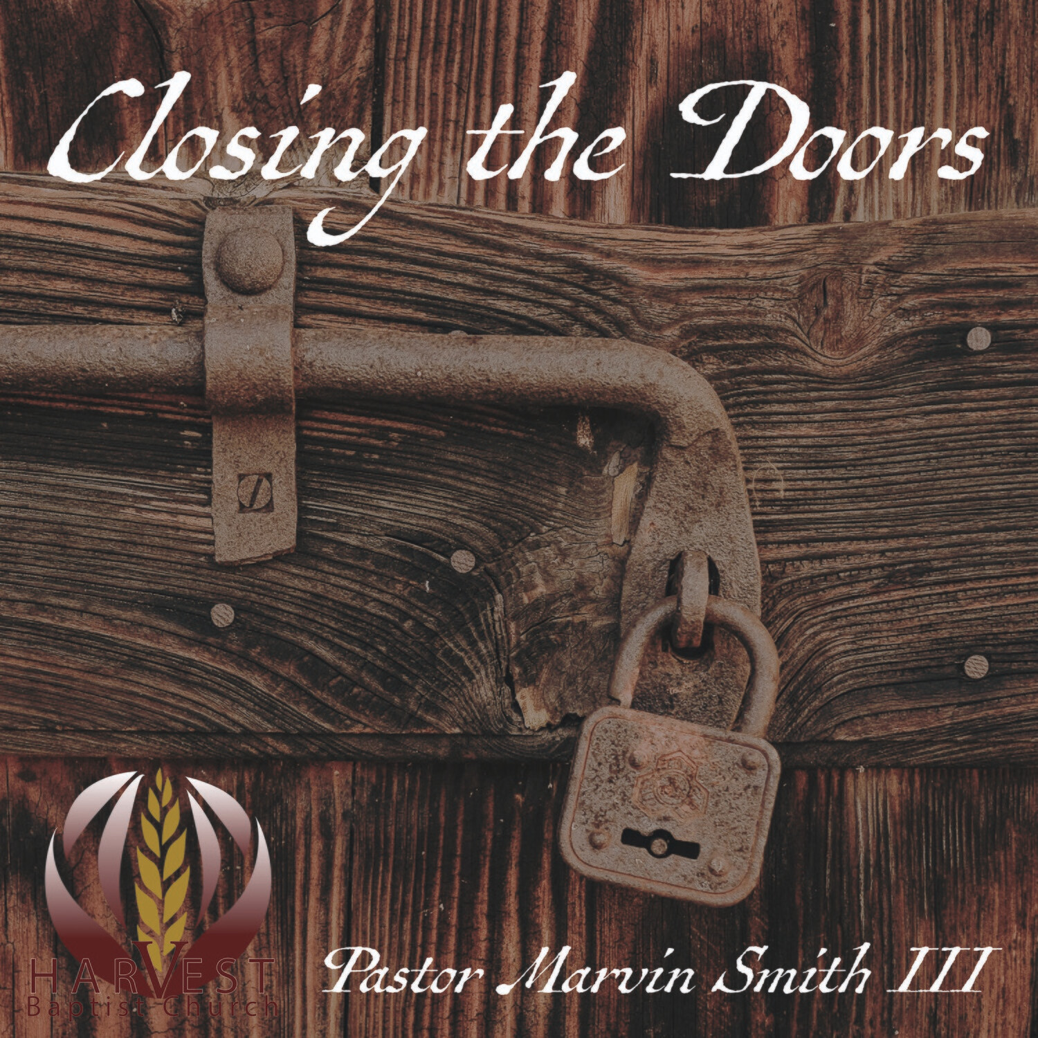 Closing the Doors