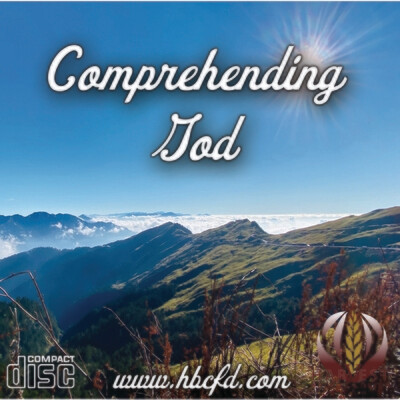 Comprehending God