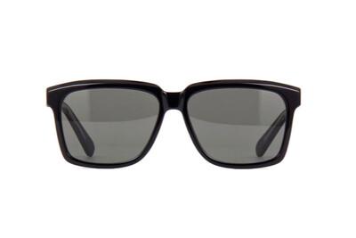 BRIONI BR0064S 002 BLACK SUNGLASSES