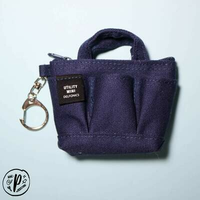 Delfonics Pouch (MINI) - Dark Denim