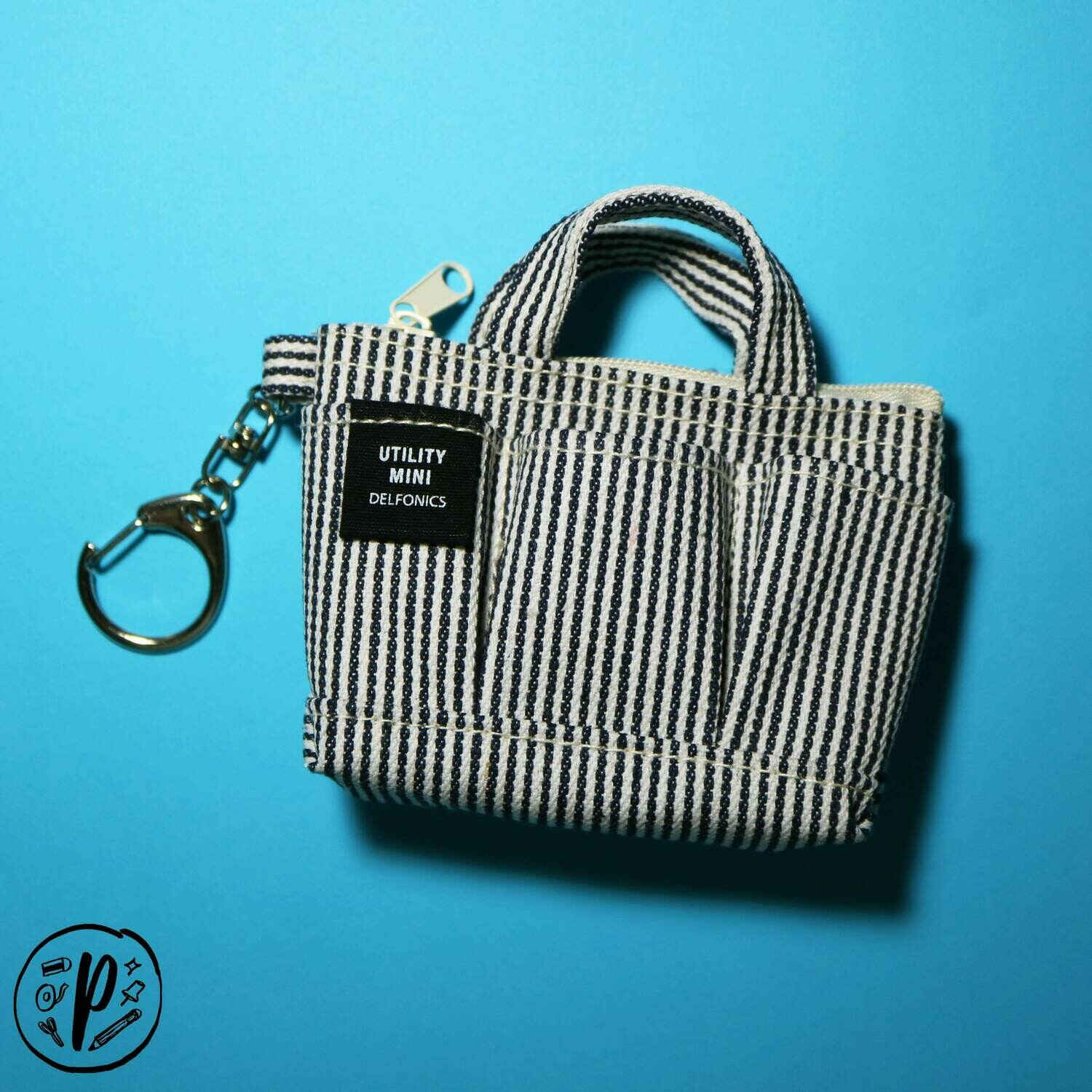 Delfonics Pouch (MINI) - Stripes