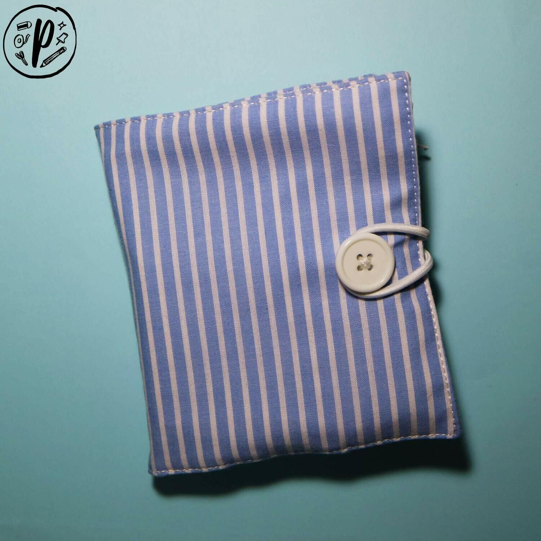 Mini Organizers (Blue Stripes Design)