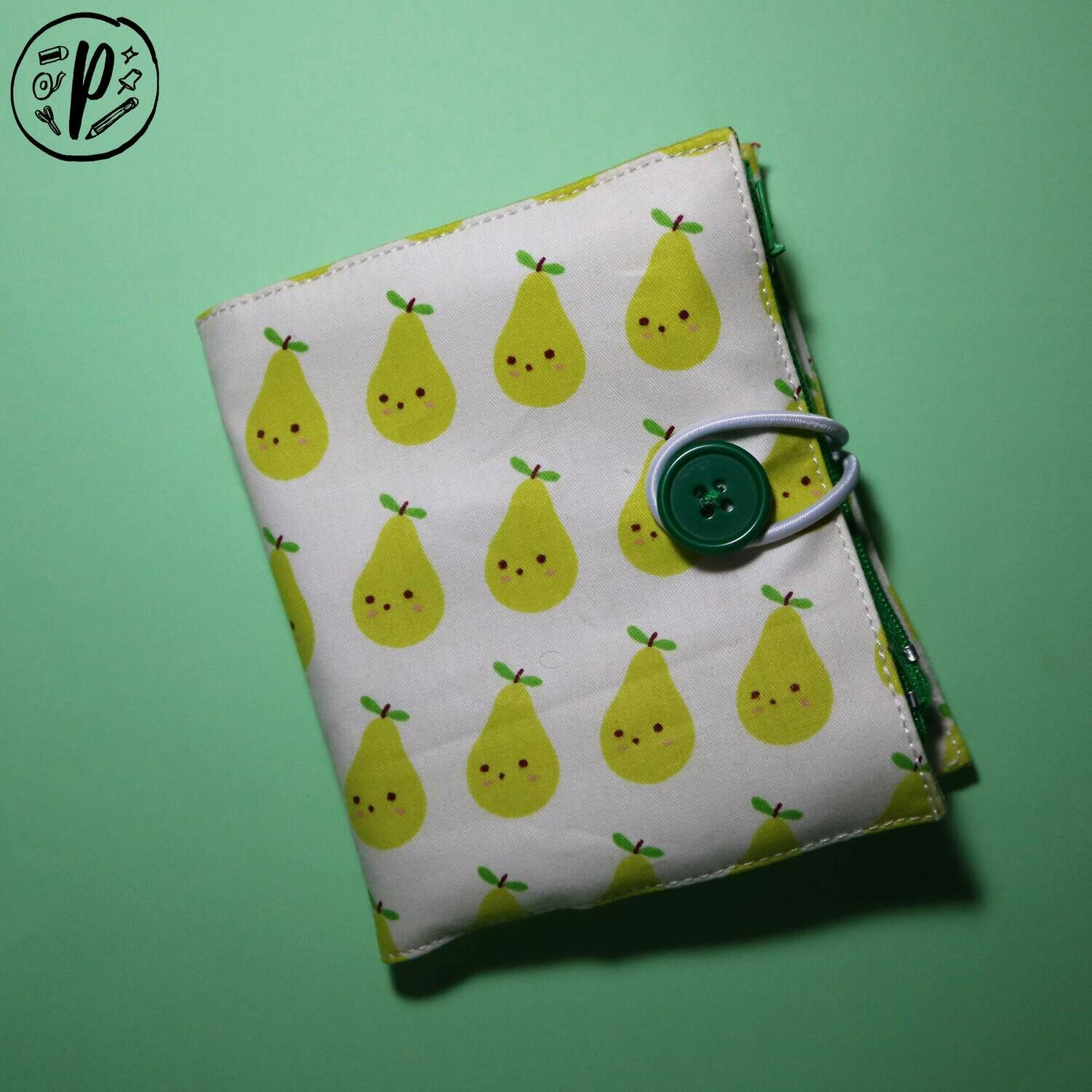 Mini Organizers (Pear Design)