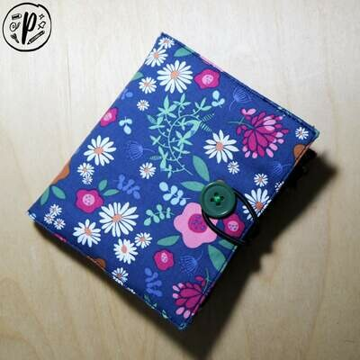 Mini Organizers (Blue Floral Design)