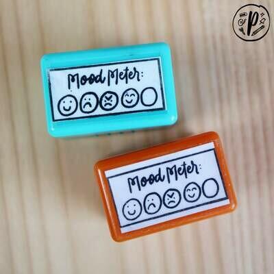 Mood Meter Stamp (Paperworks x Digistamps)