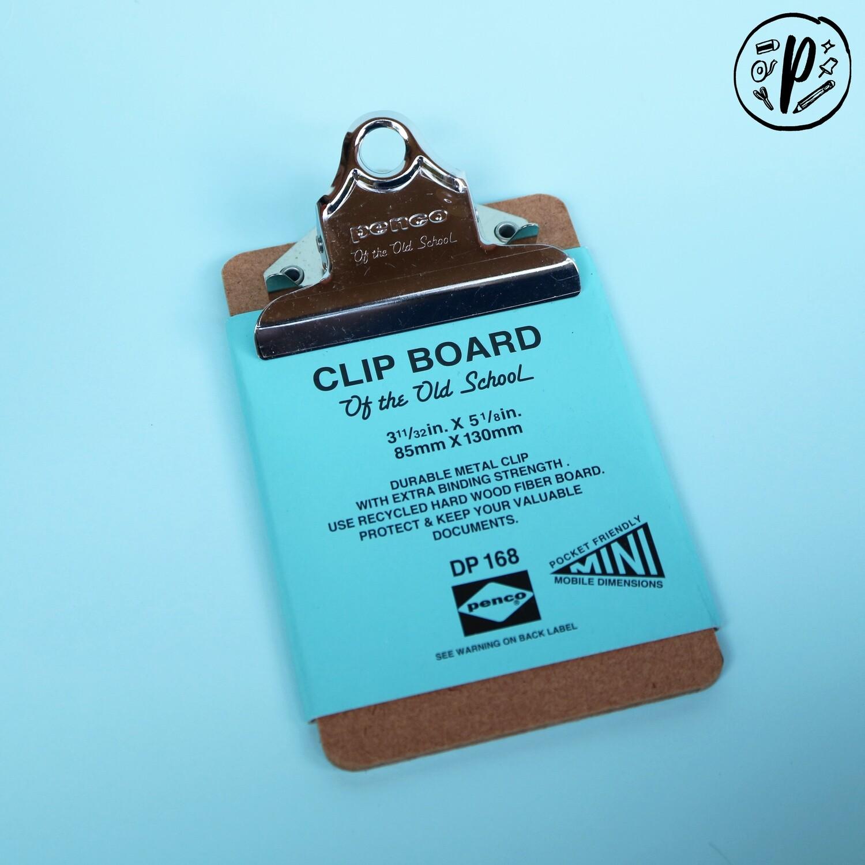 Mini Penco Clipboard (Silver)