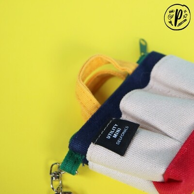 Delfonics Pouch (MINI) - Multicolor