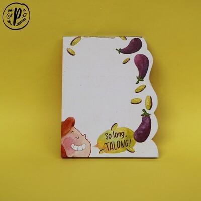 Blank Notepad #4