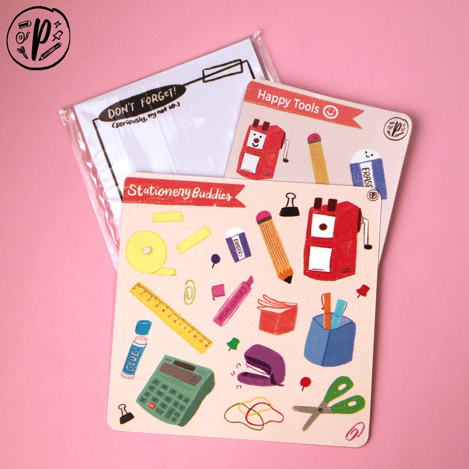 Stationery Love Set