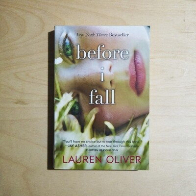 Before I Fall (Paperback)