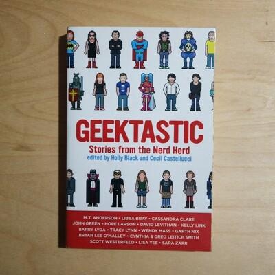 Geektastic (Paperback)
