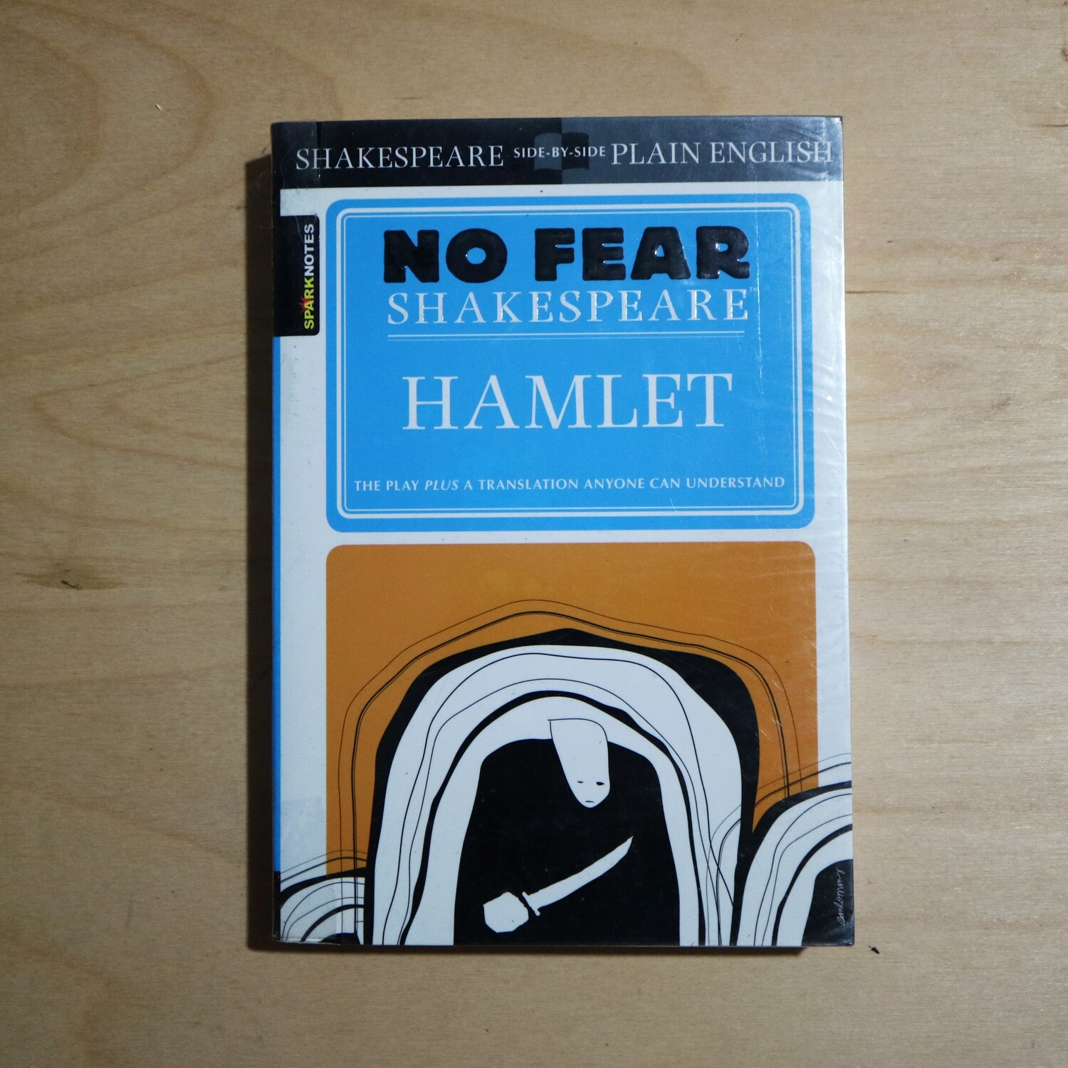 No Fear Shakespeare: Hamlet (Paperback)