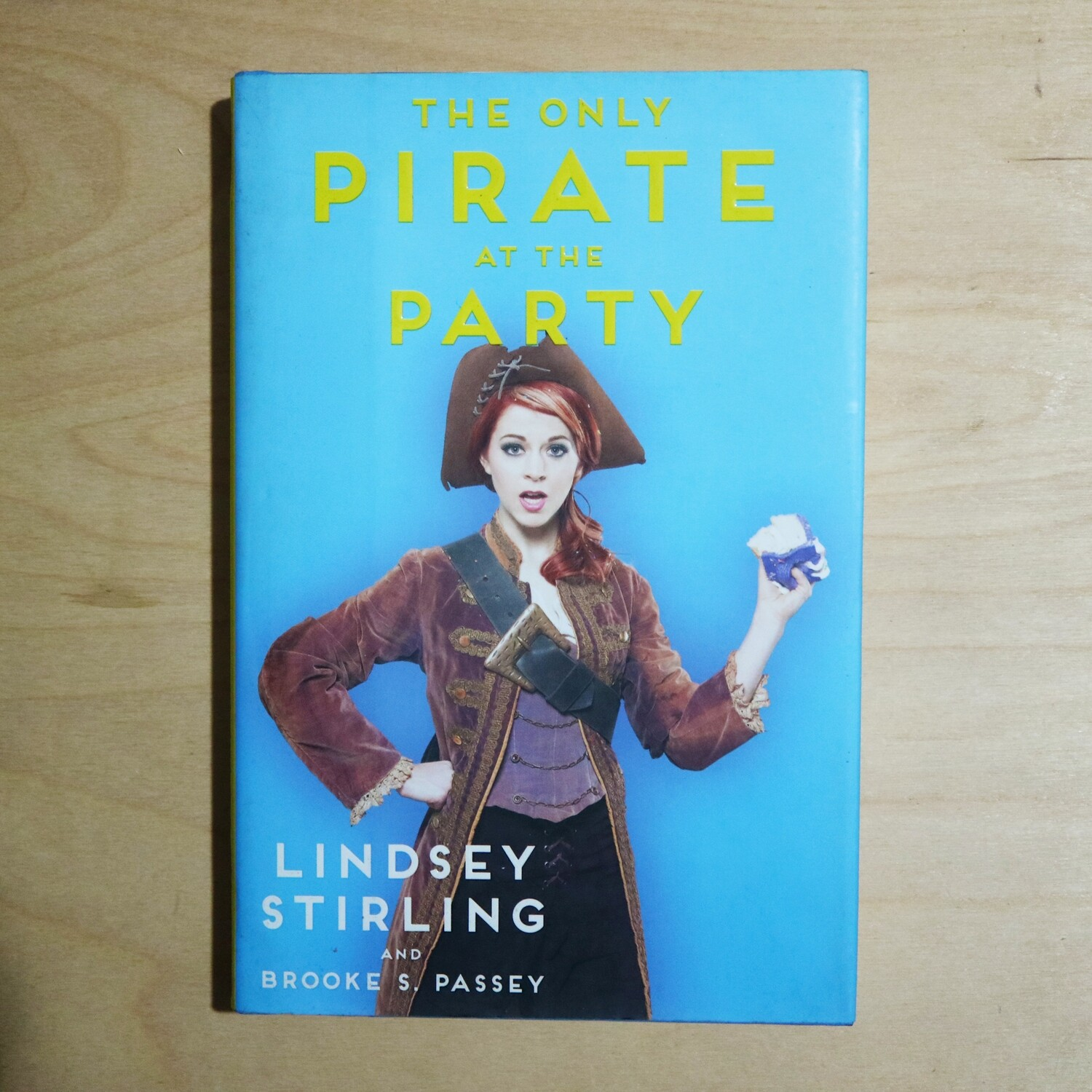The Only Pirate at the Party (Hardbound)