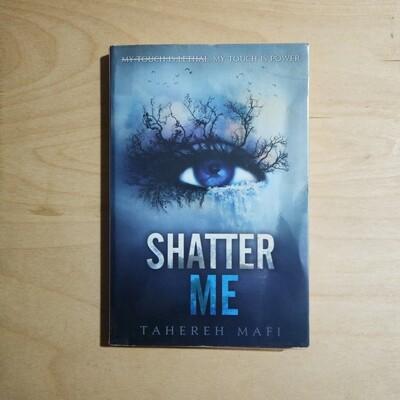 Shatter Me Series (Paperback)