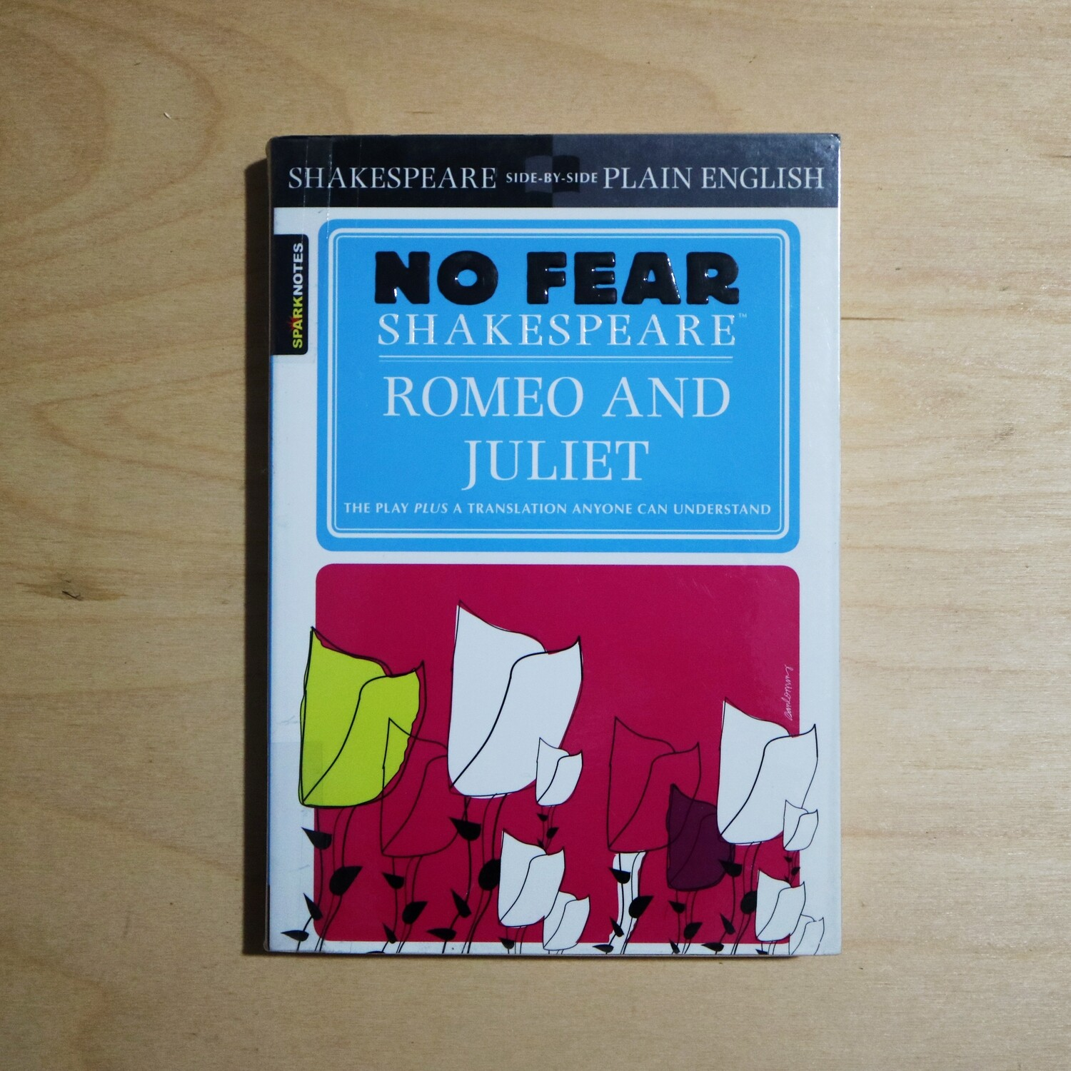 No Fear Shakespeare: Romeo and Juliet (Paperback)