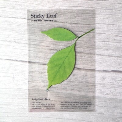 Appree Birch Sticky Note
