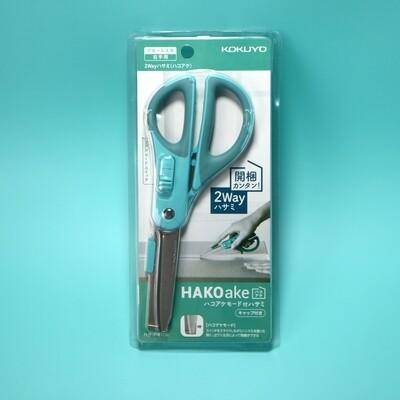 Kokuyo 2-in-1 Scissors (Blue)