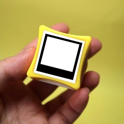 [PRE-ORDER] Polaroid-style Stamp