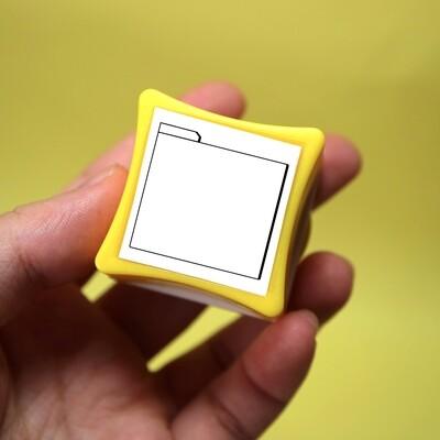 [PRE-ORDER] Folder Stamp
