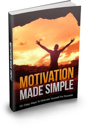 Motivation Made Simple