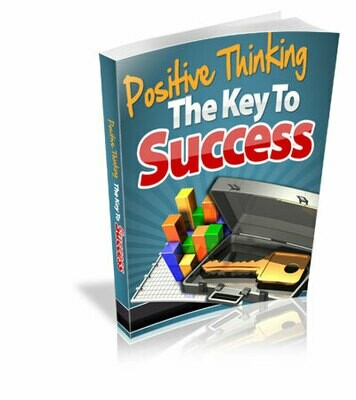 Positive Thinking - The Key to success
